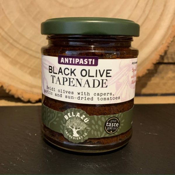 Belazu Black Olive Tapenade 1