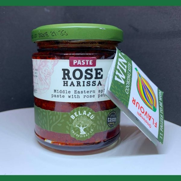 Belazu Rose Harissa 1