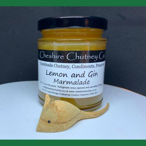CC Lemon gin