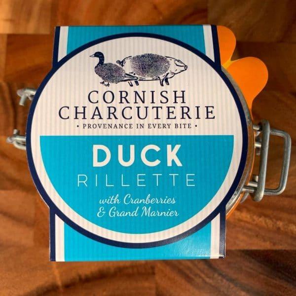Cornish Duck