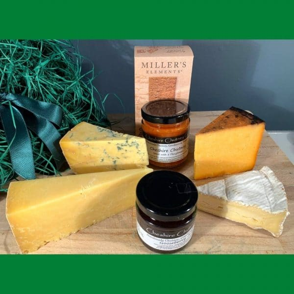 H2C The Perfect Cheeseboard