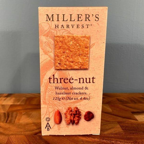 Miller 3 nut