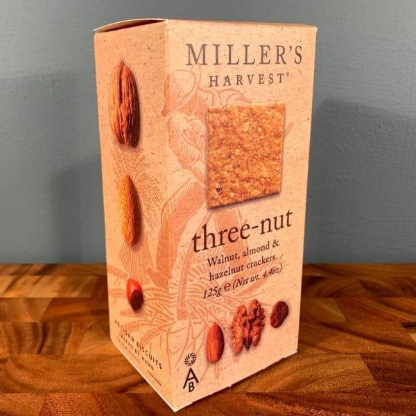 Miller 3 nut 1
