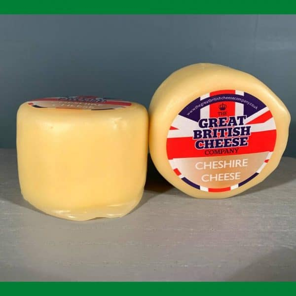 GB cheshire Cheese truckle