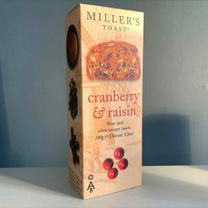 Millers Cranberry