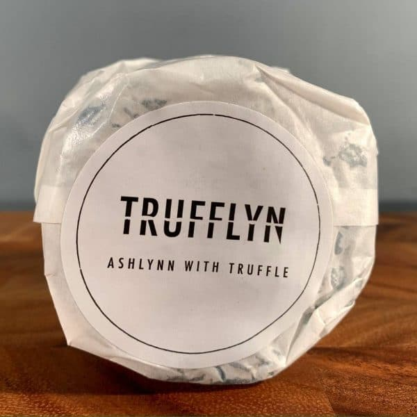 Trufflyn Ashlynn with Truffle