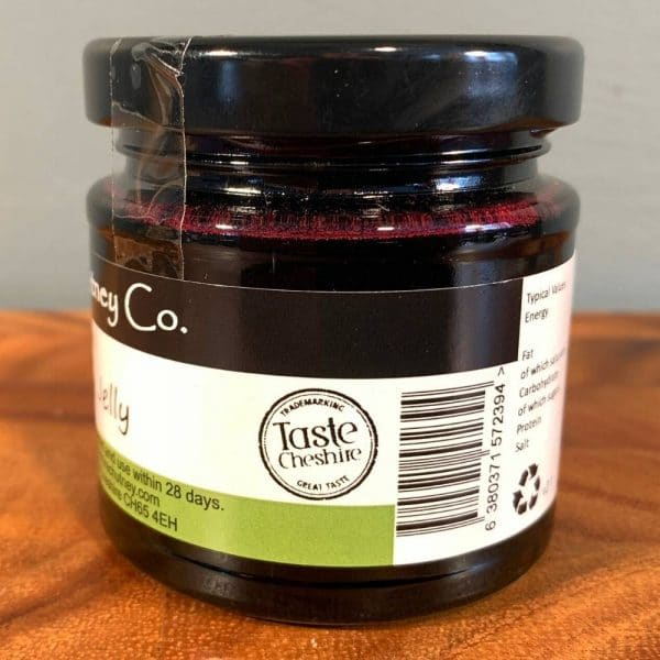 CCC Elderberry jelly 2