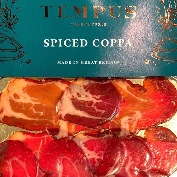 Tepus Spiced coppa