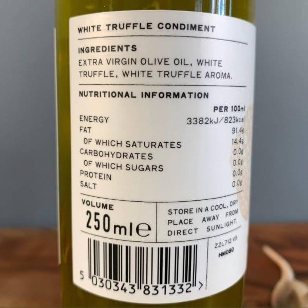 White Truffle in Olive Oil 1