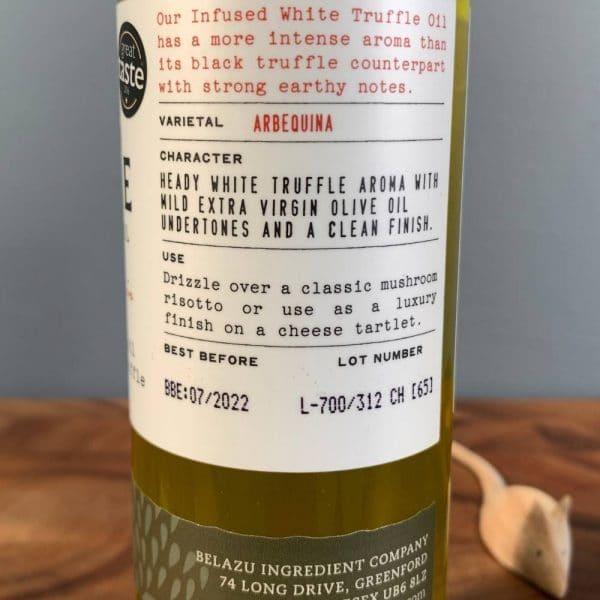 White Truffle in Olive Oil 2