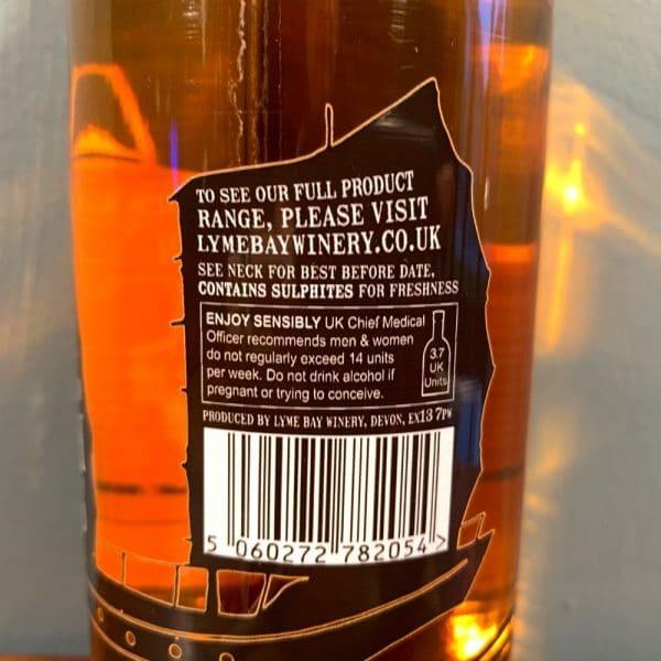 Jack Ratt Dry Cider 3