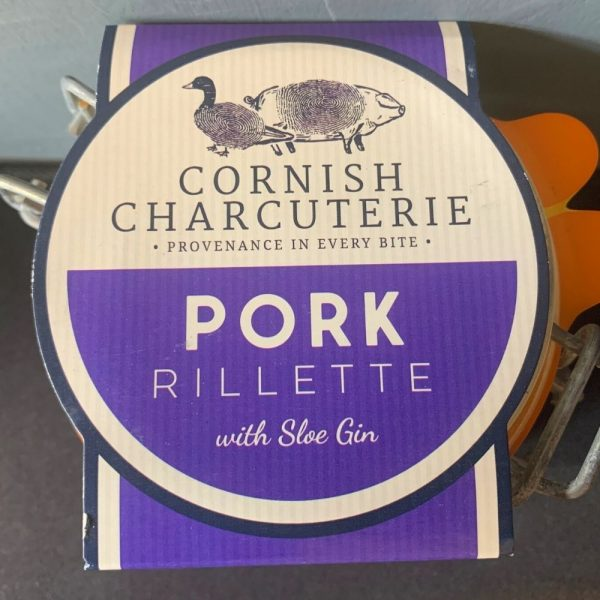 Pork with Gin 1