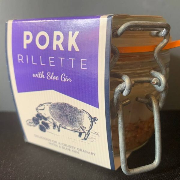 Pork with Gin