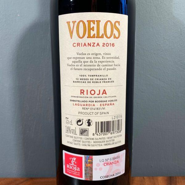 Voelos Rioja 3