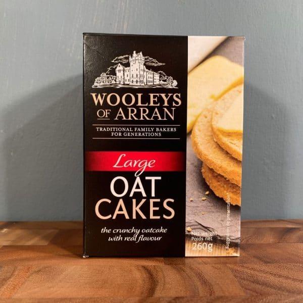 Wooleys Wheat Large Oat Cakes 1
