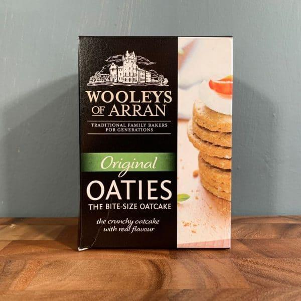 Wooleys Wheat Oaties